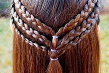 haren mooi maken