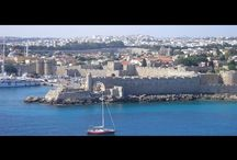RHODES / Video and photos of a day in RHODES (Greece)