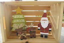 Wood Crafts / by Melissa Laninga