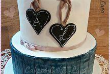Le mie torte/My Cakes -- Cakes&Cakes-Lara