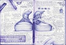 Sketchbooks / Journals / by Violette Tao