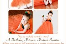 Princess/fairy styled portrait / by Jeni Dwyer