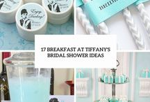 ✷ Bridal Shower Ideas / Inspiring ideas to organize a beautiful and cool bridal shower