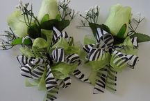 Prom Corsages and tux ideas / by Sharon McKiever