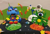 Creative Summer Clubs & Schemes / Creative holiday clubs using the world's best air drying modelling clay to create amazing scenes, dioramas or simply for a parents to catch a little break. 1 & 2Hr sessions available, just look at what you could make :)