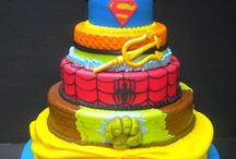 Super Hero Party / by Lori Lomax