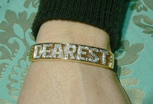 Our Bracelets  / Handmade bracelet with your name gold 18kt and diamond Dogale Jewellery Venezia Italia