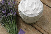 natural, non-toxic, DIY cremes