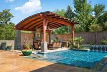 Outdoor Rooms / Live Better, Feel Better...by Design - in your outdoor living space..on your balcony, or if you have a yard - create a retreat to relax and enjoy..