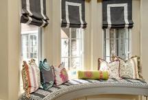 Bay Window | Window Treatment Inspiration