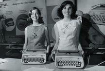Typewriter Ladies