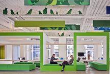 Dünya'nın en havalı ofisleri