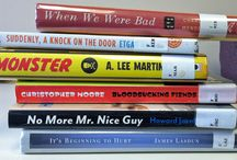 Book Spine Poetry / Book & movie spine poems. / by Montgomery County Public Libraries