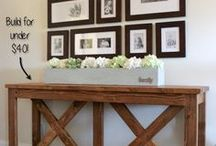 DIY Woodwork Projects