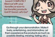 Thirty-one business / Ideas for my business.  www.mythirtyone.com/hkilgore / by Heather Kilgore