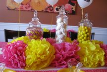 Candy Buffet Ideas / by Marne Gladstone