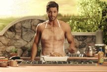 Sexy Food and the Men Who Love It