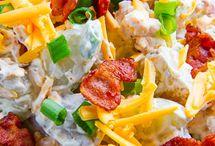 Salads / Loaded potato salad