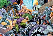 Villians / Comic books / by Manny Vieira