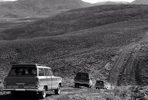 This 1973 Jeep Wagoneer took an epic journey. Where would you take yours? #TBT - photo from jeepofficial