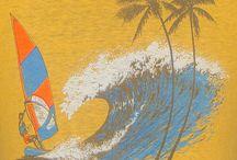 SURF T-SHIRT INSPIRATION