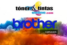 Toner y tintas Brother / Venta en línea tóner y tintas de la marca Brother originales http://tonermexico.mx/brother.html