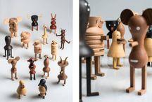 wood toys. inspiration