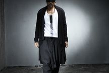 ByTheR- Painted Line Vintage Style Hip Pop Fashion / http://en.byther.kr/