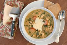 Soups and Stews / by Jennifer Henson