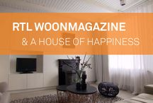RTL Woonmagazine & A House of Happiness / Met trots kondigen wij onze samenwerking met RTL Woonmagazine aan! Het nieuwe seizoen brengt weer veel spectaculaire metamorfoses, inspiratie en tips. Nu mét de gordijnen van A House of Happiness! RTL Woonmagazine is iedere zaterdag om 18.55 uur op RTL 4. Kijk jij mee?
