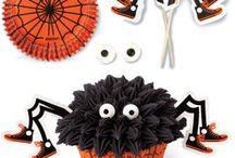 Aux couleurs d'Halloween / Tous les gâteaux, desserts et pâtisseries de la mort qui tue !