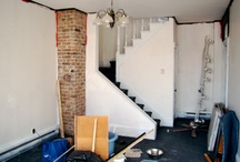 Stairway Ideas / Ideas for adding space-efficient stairs to our unfinished 2nd floor.