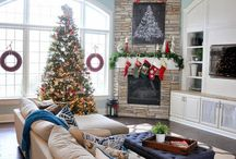 Holiday Style / Decor we love for the holiday season!