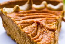 a vegan thanksgiving  / by Katie Ostrowka