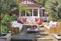 Terrasse : idées déco et aménagement / Retrouvez des idées et astuces pour décorer et aménager votre terrasse !