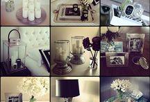 Home & Deko / Man möchte ja immer sein Eigenheim schöner machen & vllt gelingt es einem ja durch diese Anregungen es wirklich umzusetzen