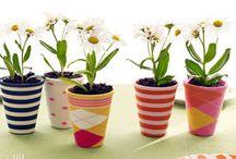 Diy pot colouring idea