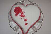 Valentine Cake tutorials