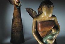 ceramics figures