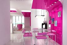 For Pink Lovers / Interior Design For PINK Color Lovers - #Konceptliving