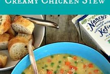 chicken soup (for your immune system)