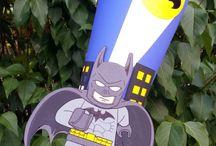 schule schultüte Batman