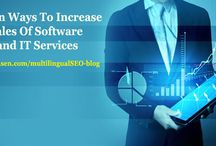 Sales Tips For Software and IT services