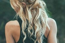 Romantic Boho Hairstyle Inspiration