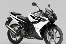 moottoripyörä / moottoripyörä