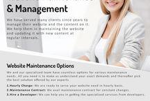 Website Maintenance & Management / www.immenseart.com/website-maintenance-services-india.php