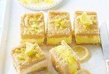 sweet treat stuff / by Farp St