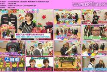 Theater, 2017, 720P, KinKi Kidsのブンブブーン, TV-Variety, 乃木坂46