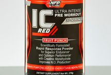 NFP Sports Supplements / Revolutionary Sports Supplements to Support Your Training