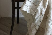Lovely linen/lace